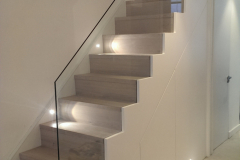 Stairs in Pimlico London